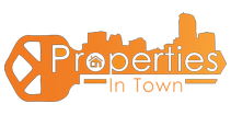 Properties In Town Inc Logo
