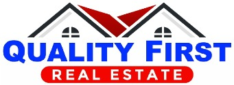 "Quality First Real Estate - Fresno ""Elite Marketing Team"" Logo"