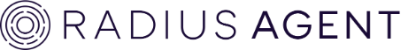 Radius Agent - California Logo