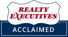 Realty Executives Acclaimed Logo