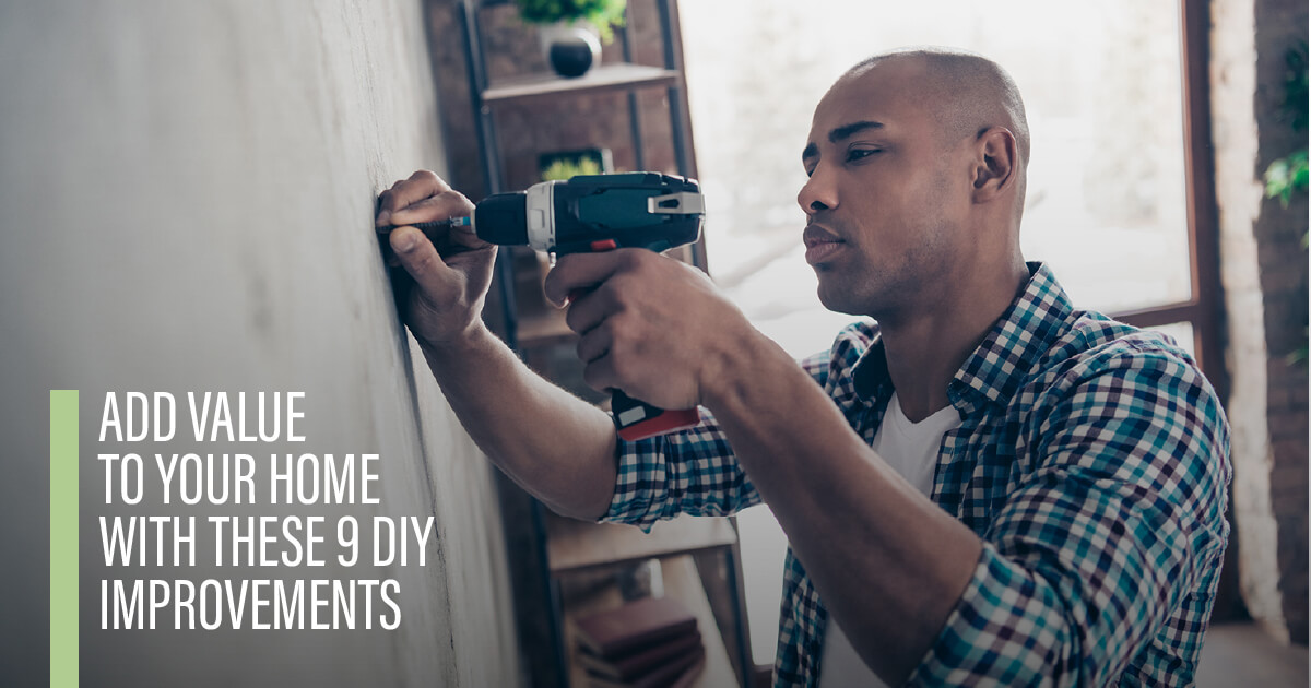 DIY Improvements that Add Value to Your Home