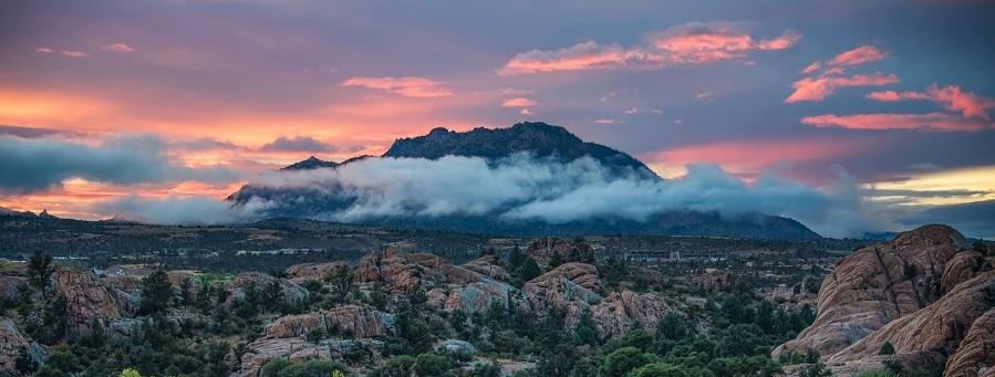 Prescott's Granite Mountain