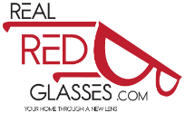 Red Glasses Real Estate LLC Logo