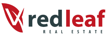 Redleaf Real Estate Logo