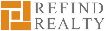 ReFind Realty - Houston Logo