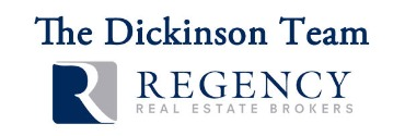 Regency RE Brokers - The Dickinson Team Logo