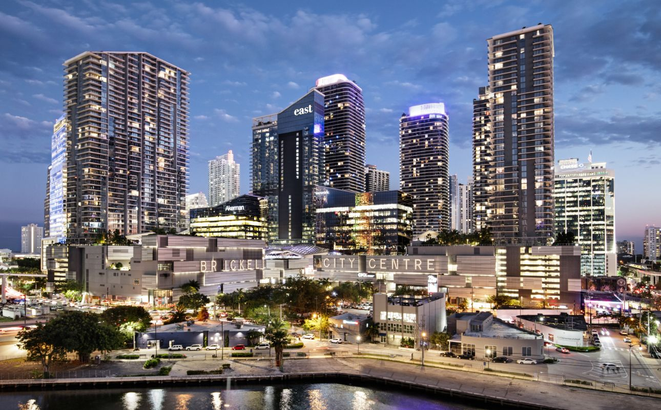 Reach & Rise, Residences at Brickell City Centre