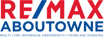 RE/MAX Aboutowne Realty Corp., Brokerage Logo