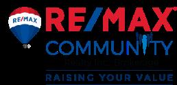 RE/MAX Community Realty Inc. - Durham Logo