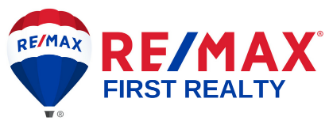 RE/MAX First Realty  Logo