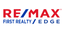 Remax Edge / First Realty Logo