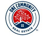 One Community Real Estate™ Logo
