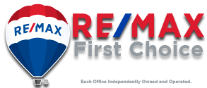 RE/MAX First Choice Logo