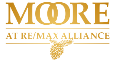 Moore At RE/MAX Alliance Logo