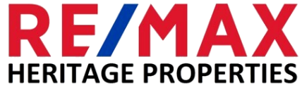 RE/MAX Heritage Properties Logo