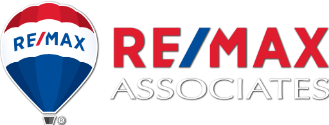 RE/MAX Associates Commercial North Salt Lake Logo