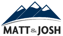 Matt and Josh Logo