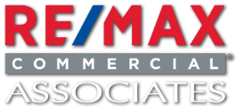 RE/MAX Associates Commercial Logo