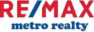 RE/MAX Metro Realty Logo
