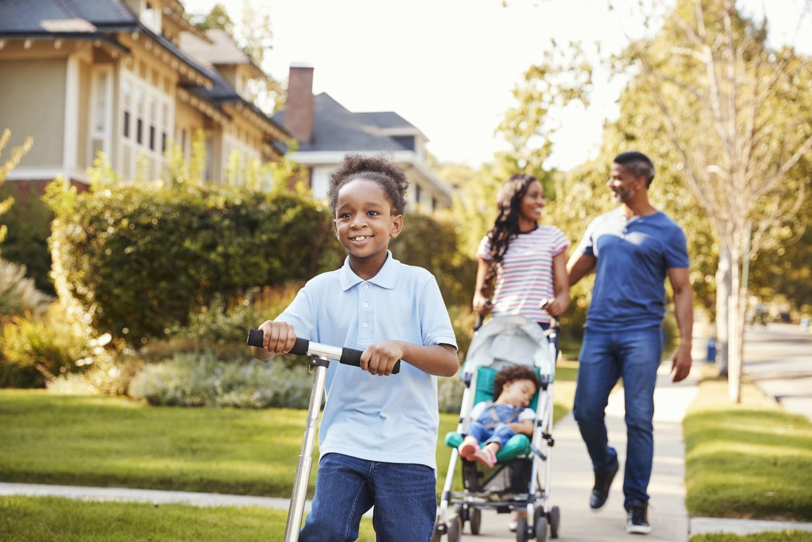 How to Choose the Perfect Neighbourhood for Your Family