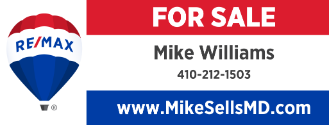 Mike Williams of RE/MAX One Logo