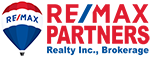 RE/MAX PARTNERS REALTY INC. Logo