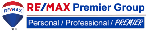 RE/MAX PREMIER Group Logo