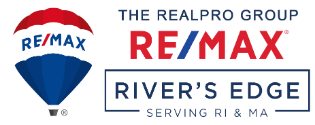 The RealPro Group - RE/MAX River's Edge Logo