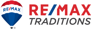 RE/MAX Traditions - Mike Pierce Logo