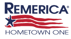 Remerica Hometown One Logo