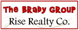 The Brady Group - Rise Realty Co Logo