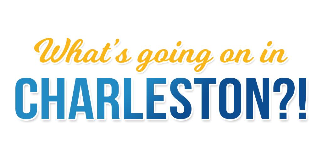 March events around Charleston!