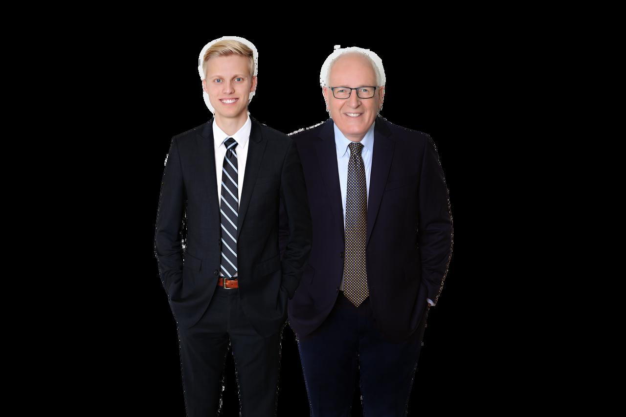 Case Feenstra & Kyle van der Boom