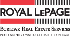 Royal LePage Burloak Real Estate Services, Brokerage Logo