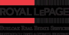 Royal LePage Burloak Real Estate Services, Brokerage Logo