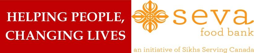 Seva Food Bank logo