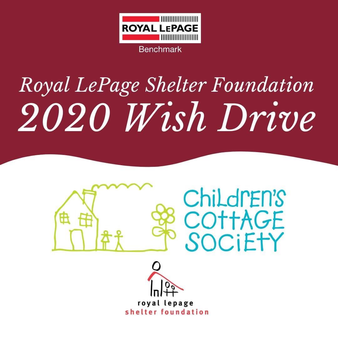 Royal LePage Shelter Foundation 2020 Wish Drive