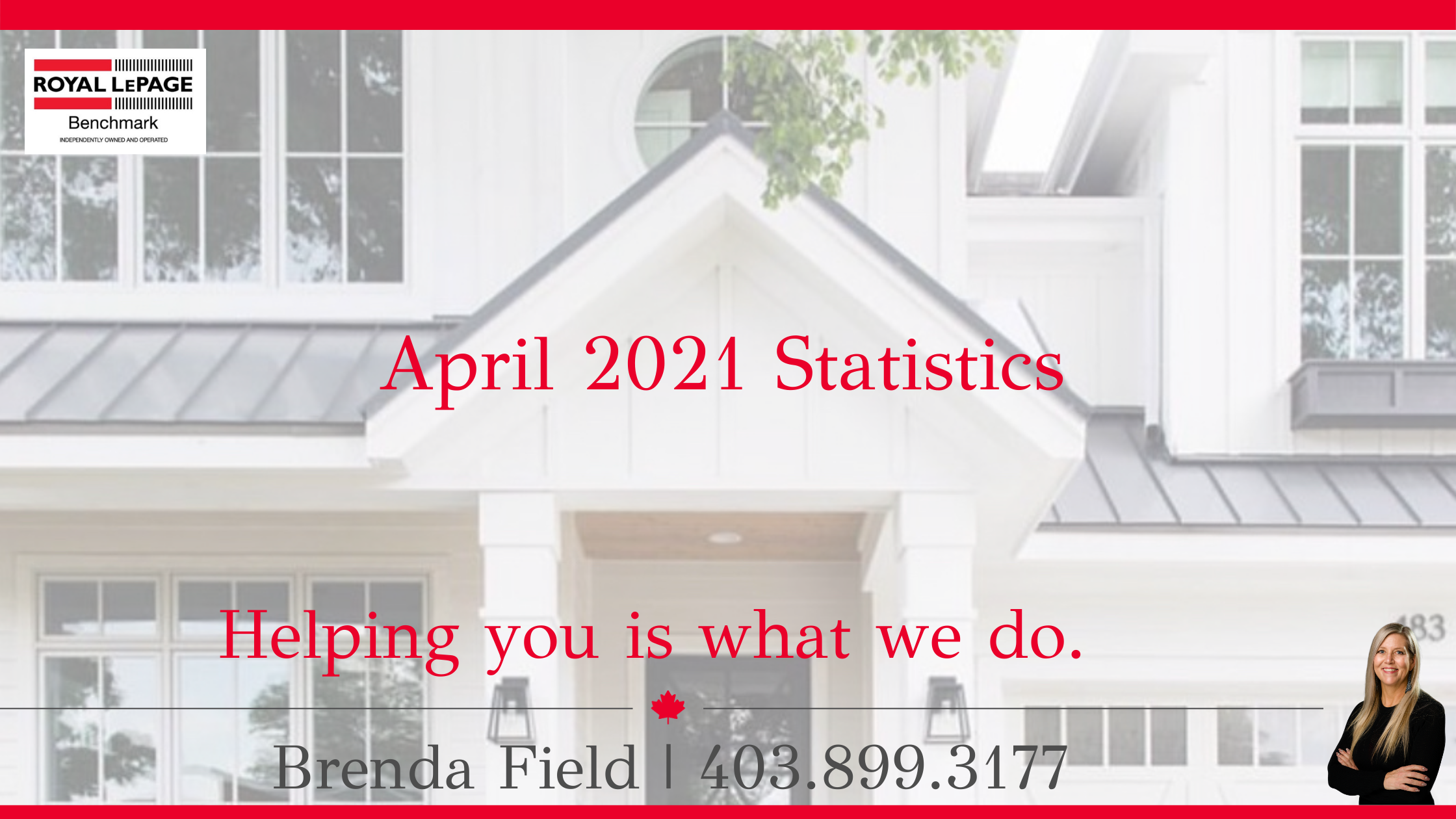 April Stats Cover Photo
