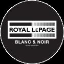 Royal LePage Blanc & Noir Logo