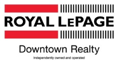 Royal LePage Downtown Realty - Vernon Logo