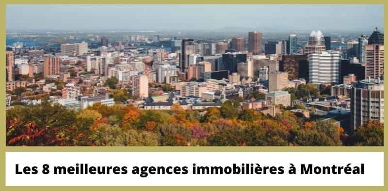 Les 8 meilleures agences immobilières à Montréal