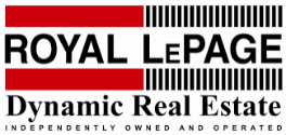 Royal LePage Dynamic Real Estate Logo