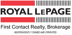Royal LePage First Contact Realty, Brokerage Logo