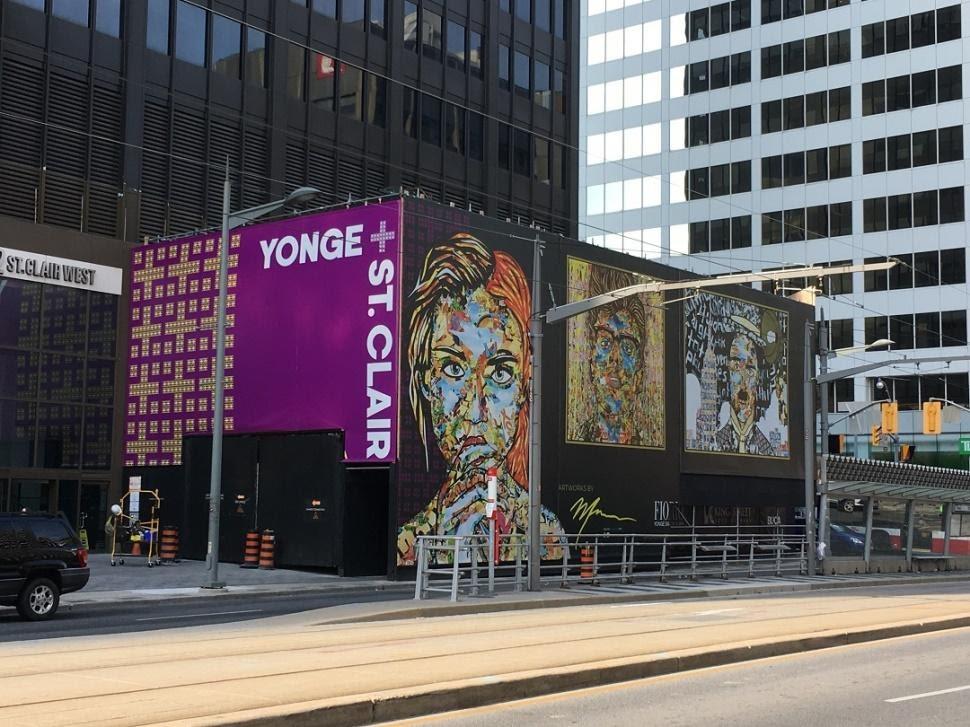 Downtown Yonge & St. Clair
