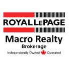 Royal LePage Macro Realty- Main, Brokerage Logo