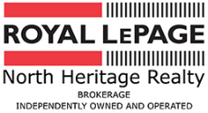 Royal LePage North Heritage Realty, Brokerage Logo