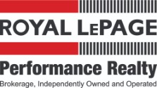 Royal LePage Performance Realty - Hawkesbury, Brokerage Logo