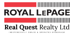 Royal LePage Real Quest Realty, Brokerage Logo
