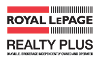 Royal LePage Realty Plus Oakville, Brokerage Logo