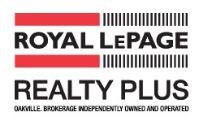 Royal LePage Realty Plus Oakville- Bronte, Brokerage Logo